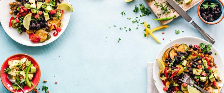 Twee vegetarische gerechten om je vingers bij af te likken